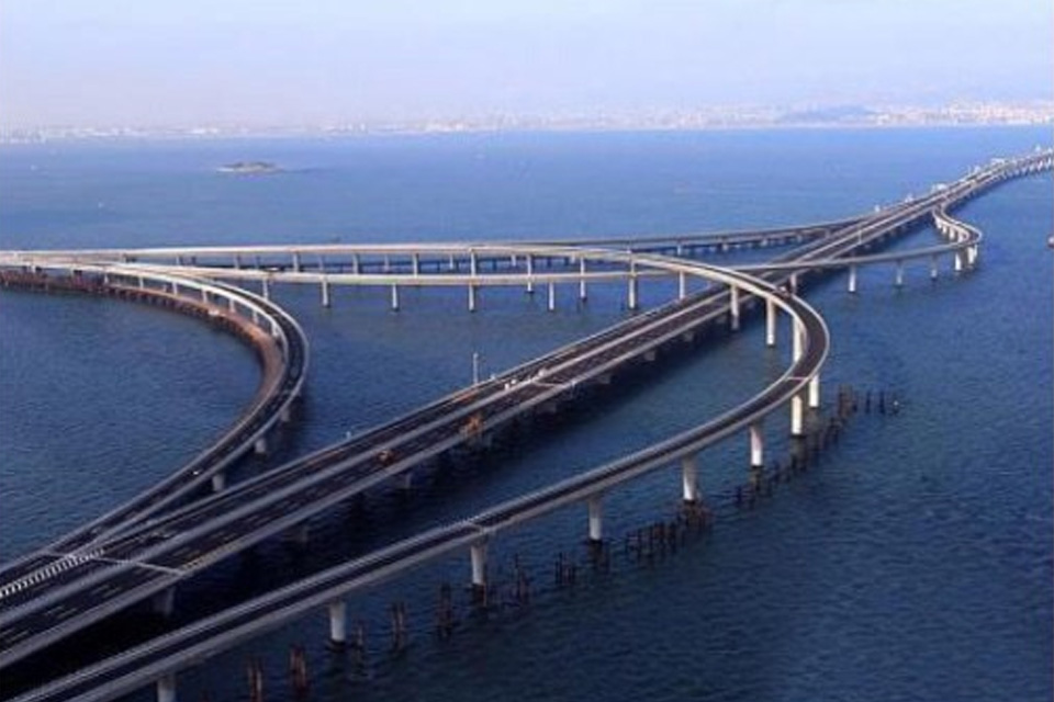 三门湾大桥