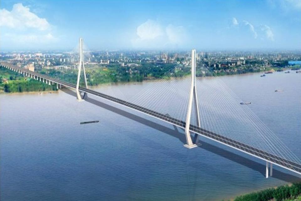 杨泗港大桥